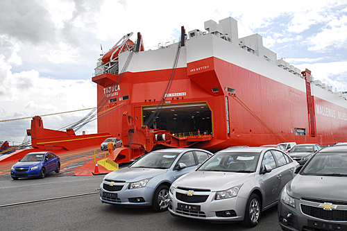 Shipping Car From Mexico To Usa Cost