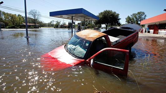 What to do if your Car has been Submerged