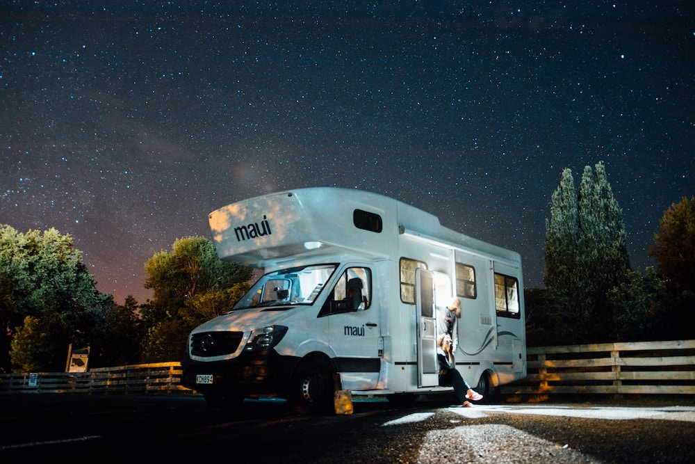 Everything You Need to Know About Camping with an RV Across America