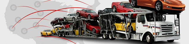 Nationwide auto transport carrier