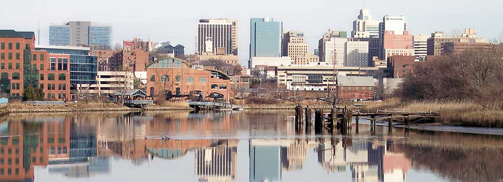 Travel through Deleware's largest city, Wilmington