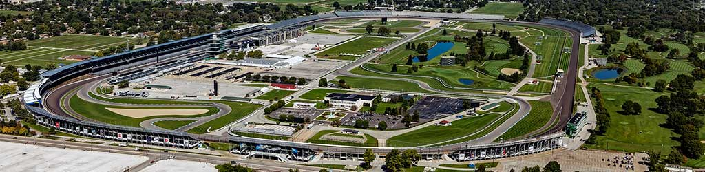 Check out the Indianapolis Motor Speedway the next time you visit Indianapolis, Indiana.