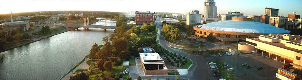 Be sure to visit Wichita next time you drive through Kansas.