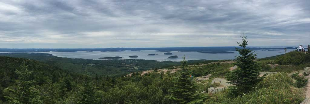 Drive to the top of Cadillac Mountain the next time you visit Maine.