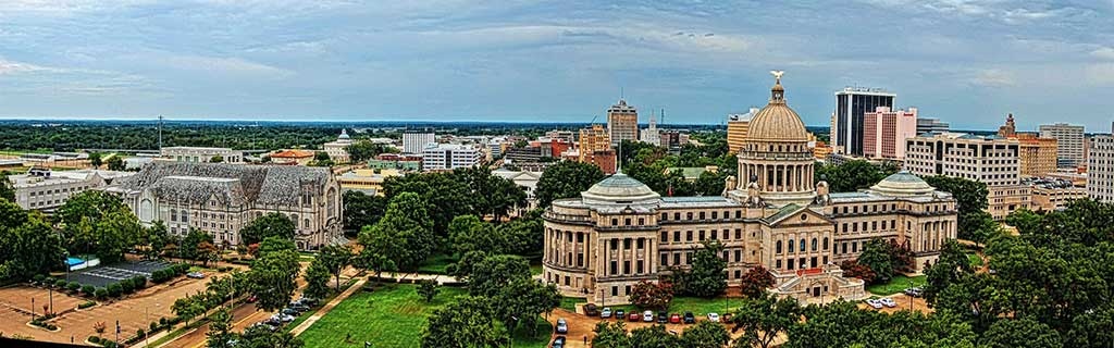 Be sure to visit the capital city of Jackson the next time you drive through Mississippi.