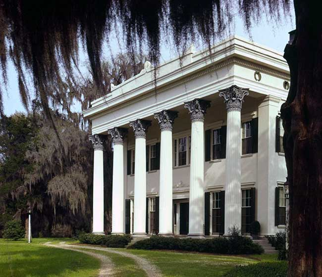 The Millford Plantation is just one of many famous plantations all across South Carolina.