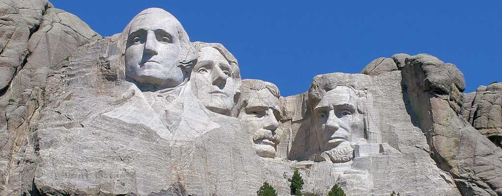 Be sure to see Mount Rushmore the next time you travel to South Dakota.