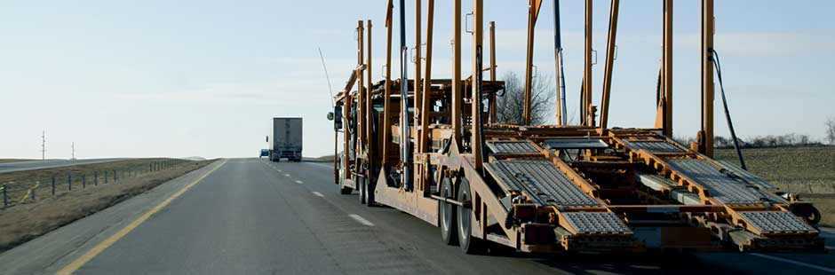 10-car Carrier Transporting vehicles from Wyoming to Maine